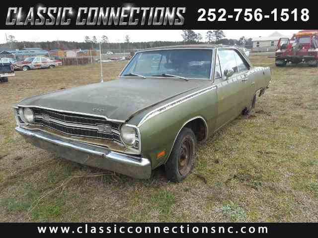 1969 Dodge Dart For Sale On ClassicCars.com