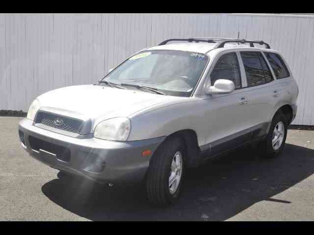 2004 Hyundai Santa Fe | 977174