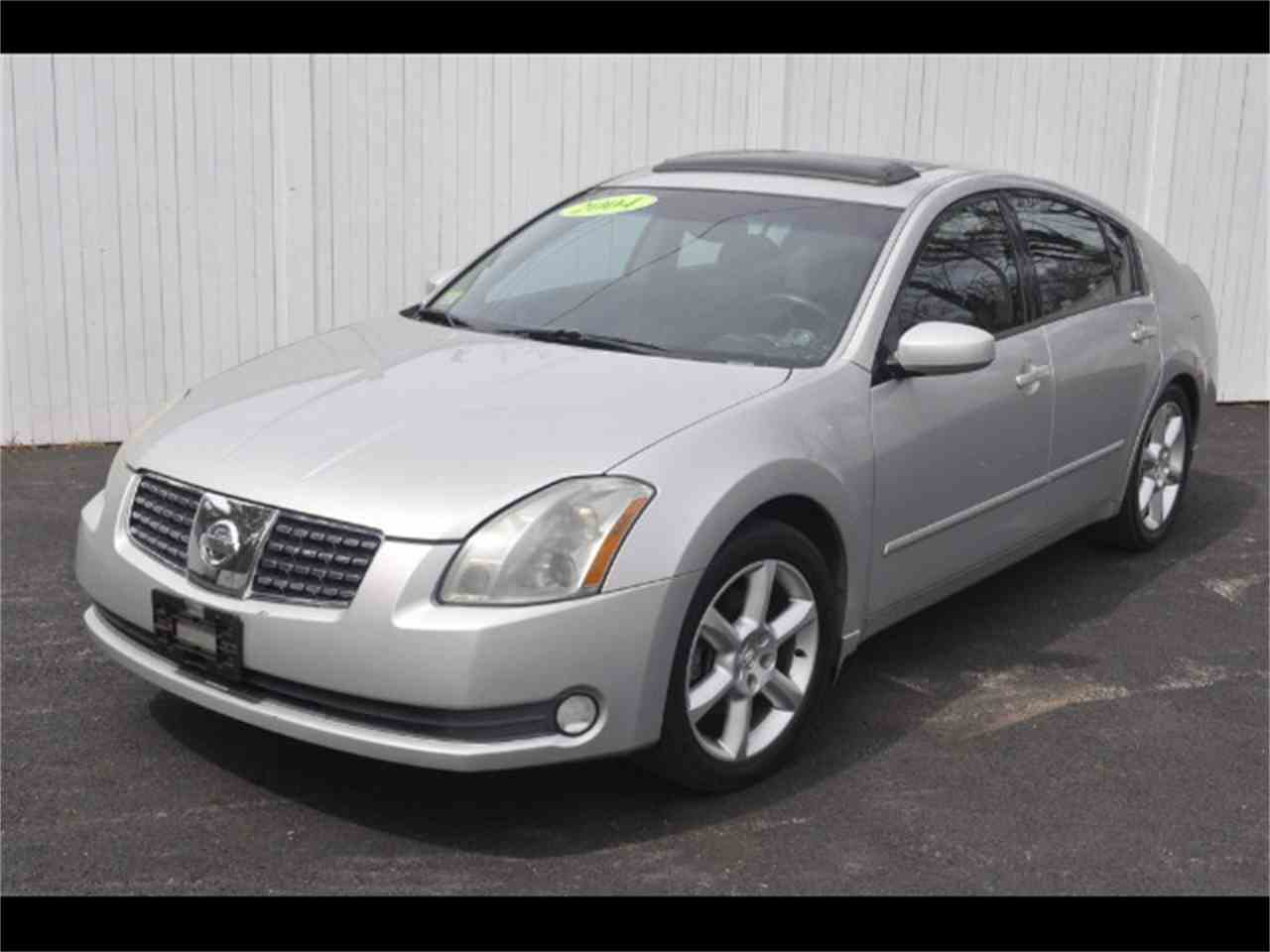 2004 nissan maxima for  | classiccars | cc-977177