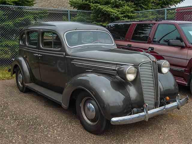 1937 Dodge D5 4 Door sedan | 977184