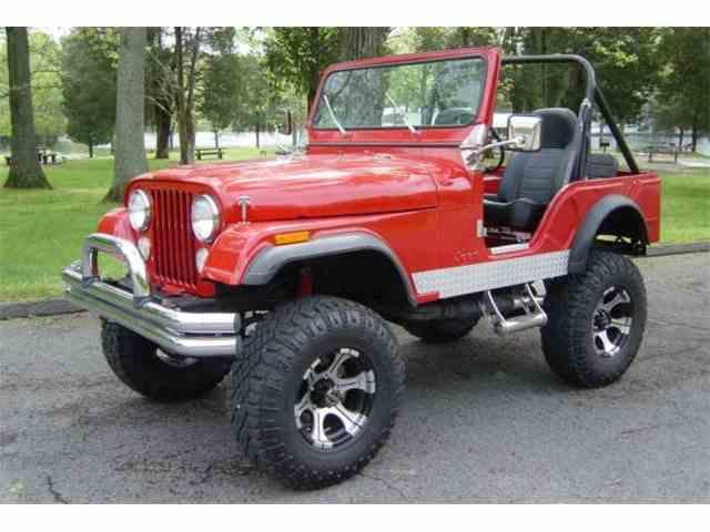1976 Jeep CJ5 | 977188