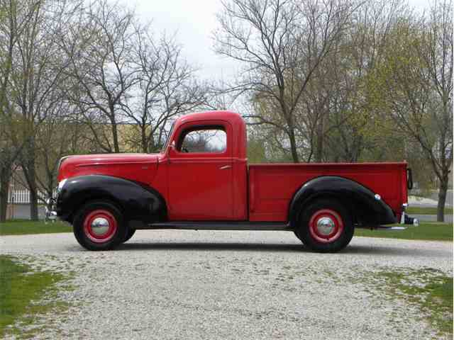 1940 Ford 1/2 Ton Pickup | 977197