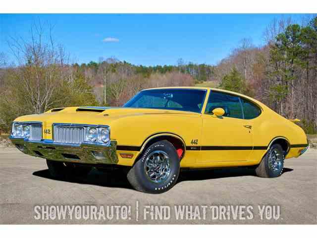 1970 Oldsmobile 442 | 977203