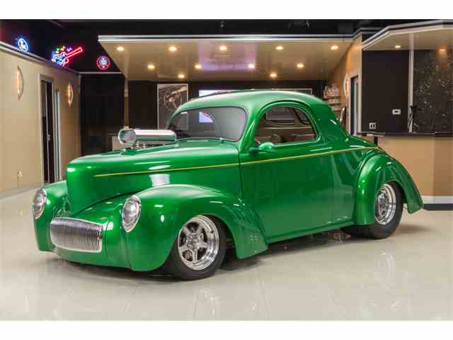 1941 Willys Coupe Street Rod | 977204