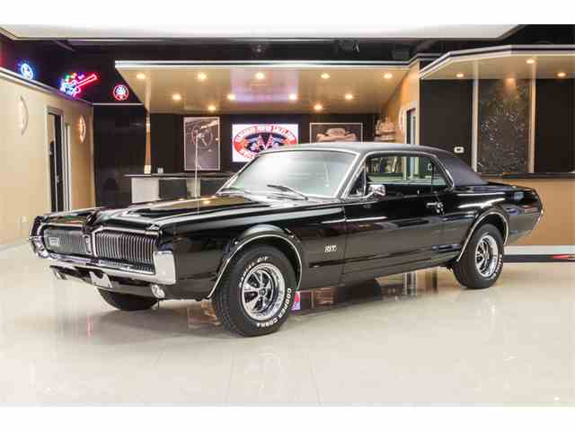 1967 Mercury Cougar GT S-Code | 977206