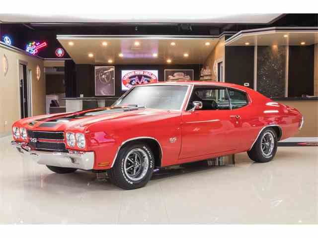 1970 Chevrolet Chevelle SS 454 LS5 | 977207