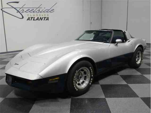 1981 Chevrolet Corvette Supercharged | 977210