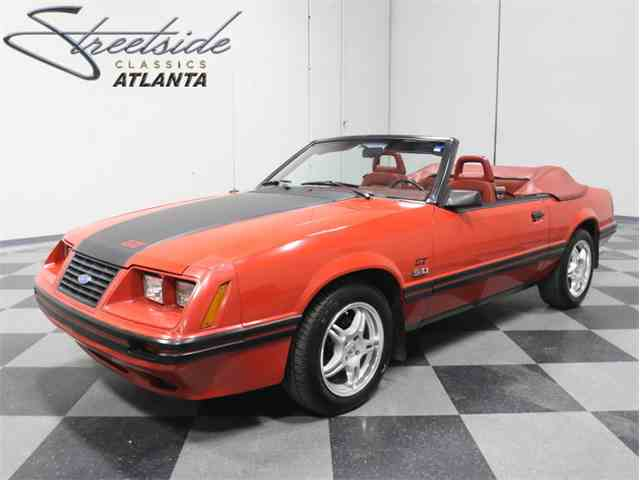 1984 Ford Mustang GT | 977211