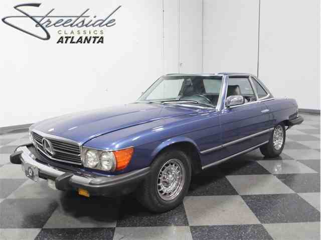 1985 Mercedes-Benz 380SL | 977212