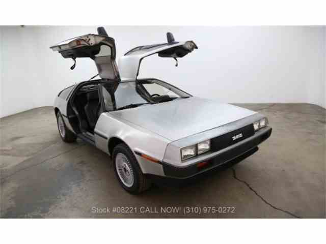 1981 DeLorean DMC-12 | 977215