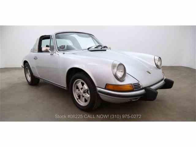 1973 Porsche 911T   977216