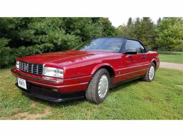 1993 Cadillac Allante | 970722