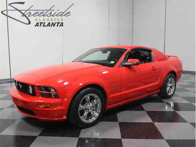2008 Ford Mustang GT | 977223