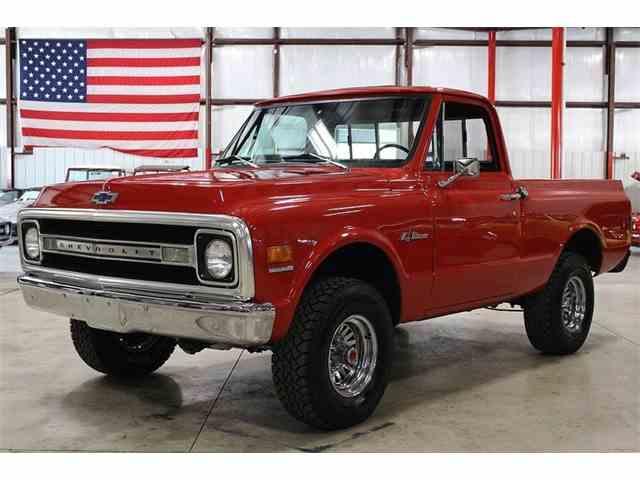 1969 Chevrolet Blazer K5 Pickup | 977226