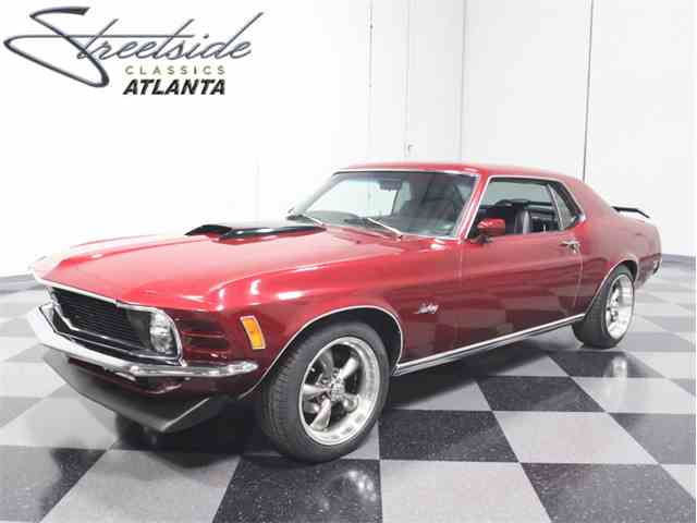 1970 Ford Mustang | 977232