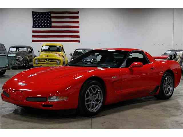 Picture of '03 Corvette Z06 - KY1F