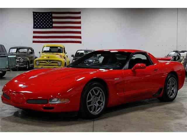 2003 Chevrolet Corvette Z06 | 977235