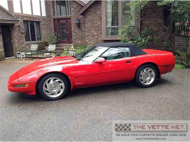 1996 Chevrolet Corvette | 977236
