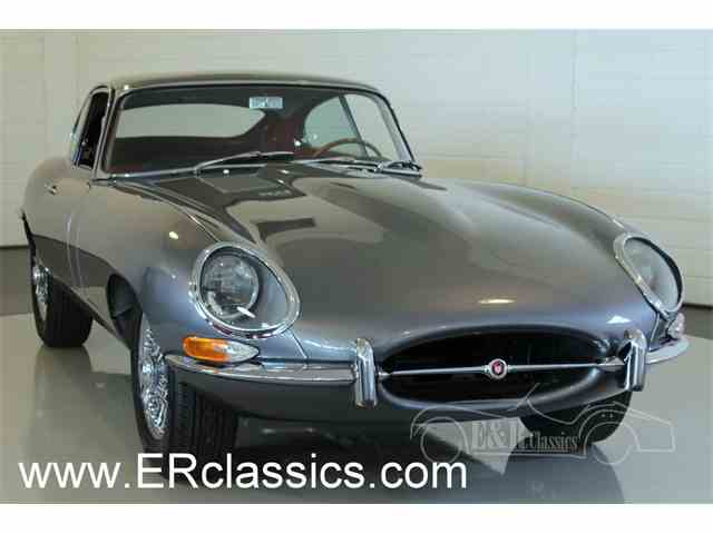 1962 Jaguar E-Type | 977240