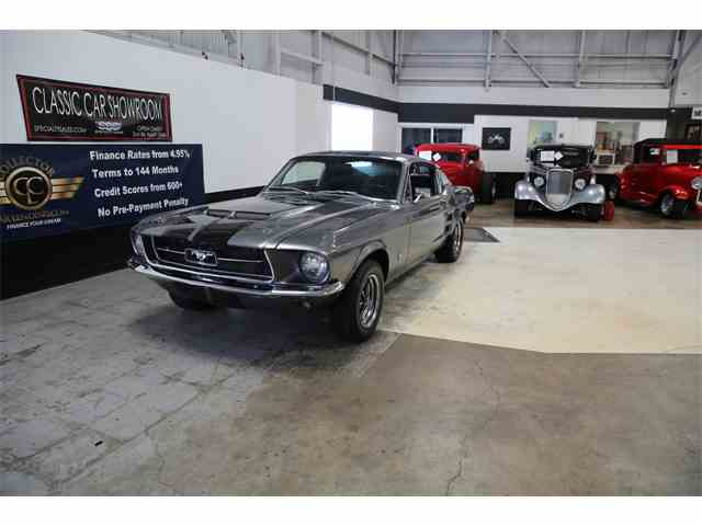 1967 Ford Mustang | 977244