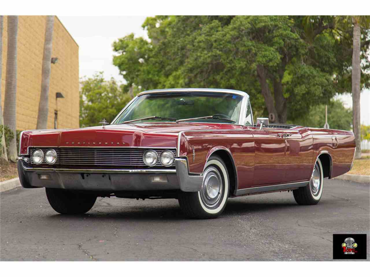 1966 lincoln continental for sale cc 977245. Black Bedroom Furniture Sets. Home Design Ideas