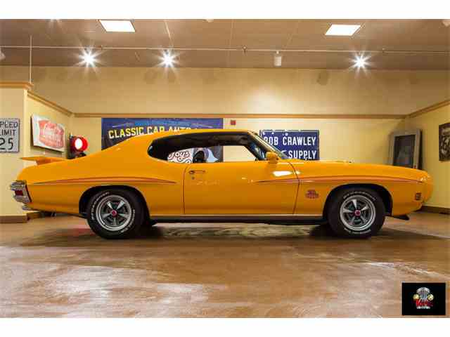 1970 Pontiac GTO (The Judge) | 977247