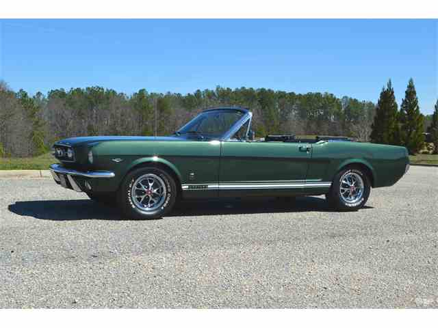 1966 Ford Mustang | 970725