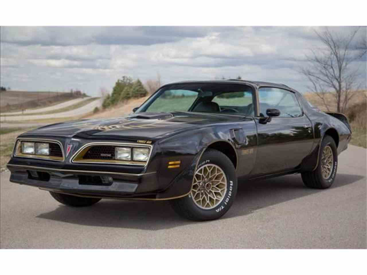 1977 pontiac firebird trans am for sale cc 977250. Black Bedroom Furniture Sets. Home Design Ideas