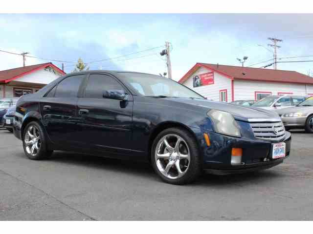 2003 Cadillac CTS | 977252