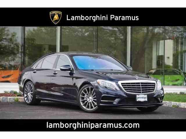 2014 Mercedes-Benz S-Class | 977258