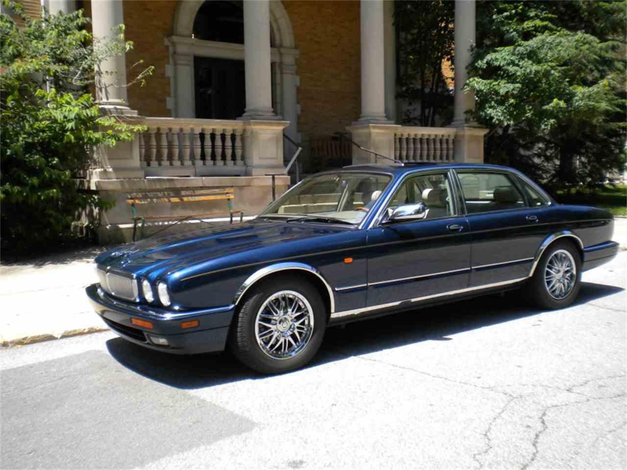 1995 jaguar xj6 for sale cc 970726. Black Bedroom Furniture Sets. Home Design Ideas