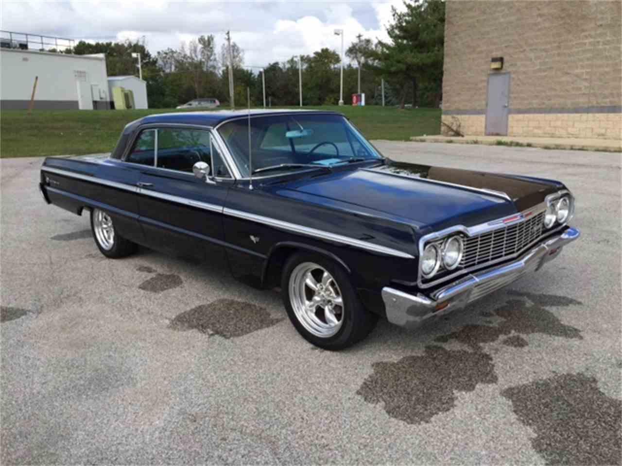1964 chevrolet impala ss for sale cc 977267. Black Bedroom Furniture Sets. Home Design Ideas