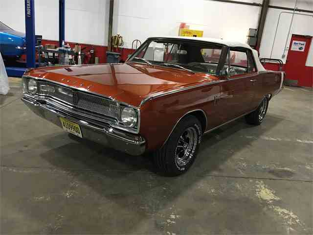 1967 dodge dart gt - Old Muscle Cars For Sale