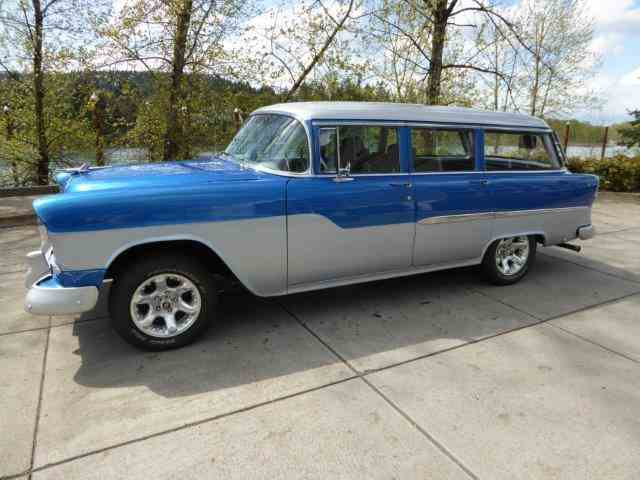 1955 Chevrolet 210 Townman Custom wagon | 977272