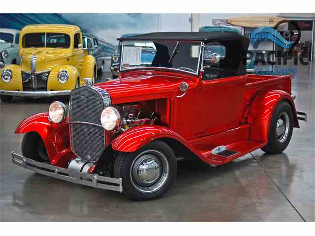 1931 Ford Model A   977282