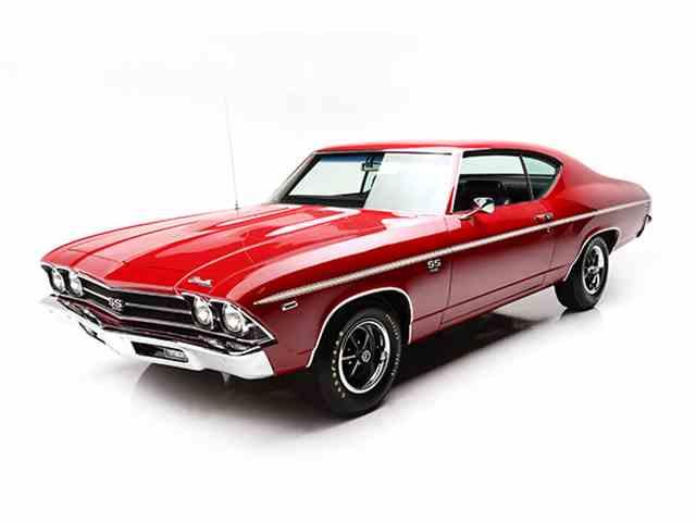1969 Chevrolet Chevelle | 977284