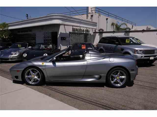 2001 Ferrari 360 | 977286