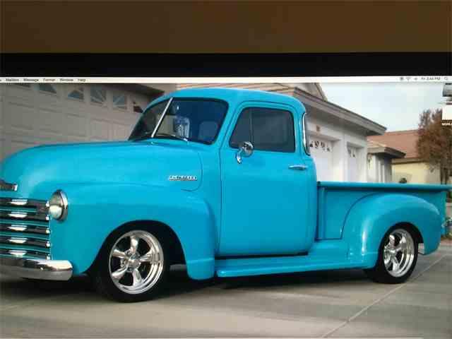 1952 Chevrolet Pickup | 977289