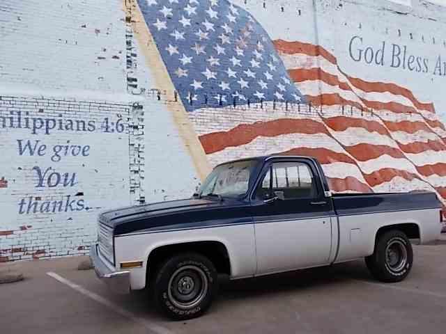 1984 Chevrolet Silverado | 977294