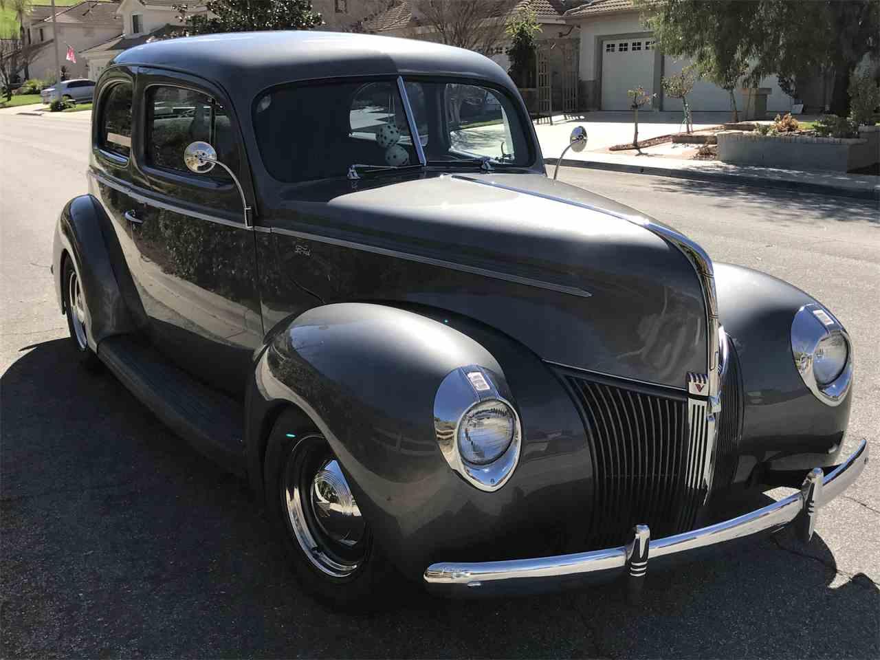 1940 ford sedan for sale cc 977299. Black Bedroom Furniture Sets. Home Design Ideas