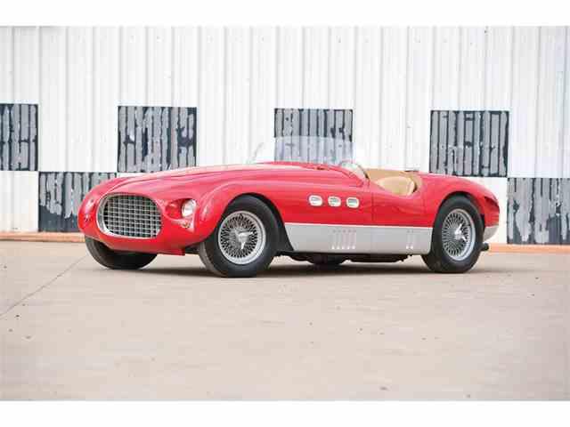 1953 Ferrari 340 MM Spyder | 970073
