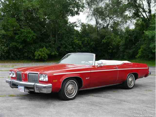 1974 Oldsmobile Delta Eighty-Eight Royale Convertible | 977300