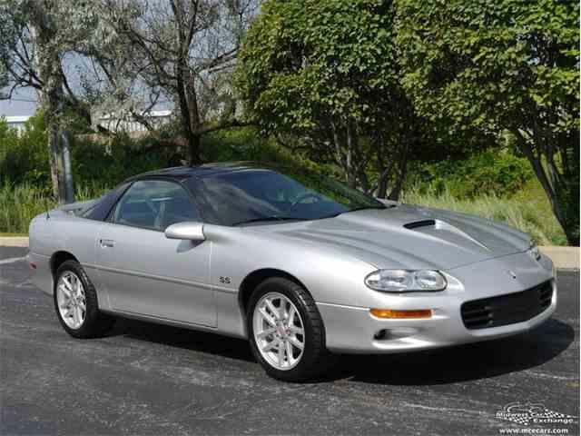 2002 Chevrolet Camaro | 977301
