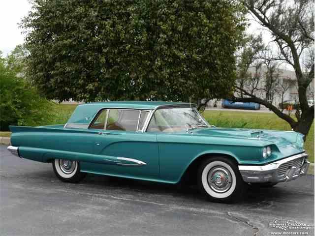 1959 Ford Thunderbird | 977304