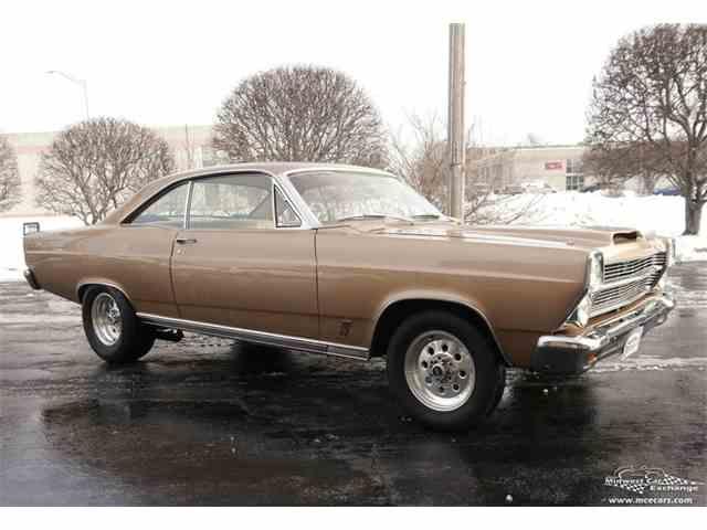 1966 Ford Fairlane 500 | 977305