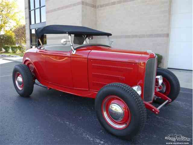 1932 Ford Roadster | 977307