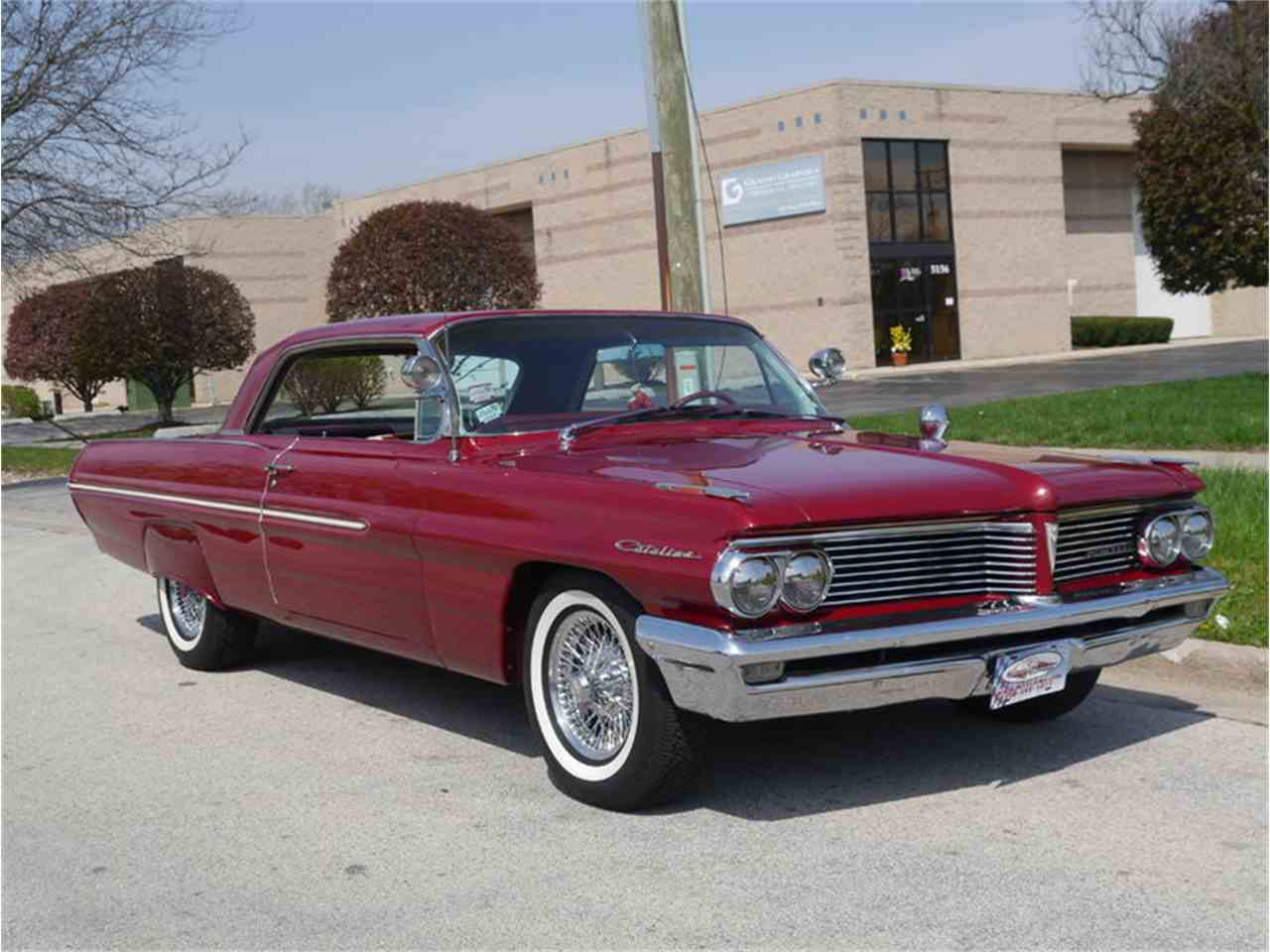 1962 pontiac catalina for sale cc 977309. Black Bedroom Furniture Sets. Home Design Ideas