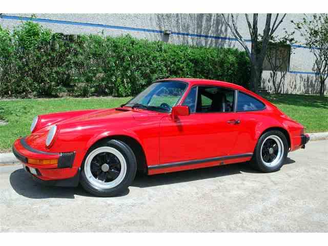 1987 Porsche 911 Carrera54900 | 970731
