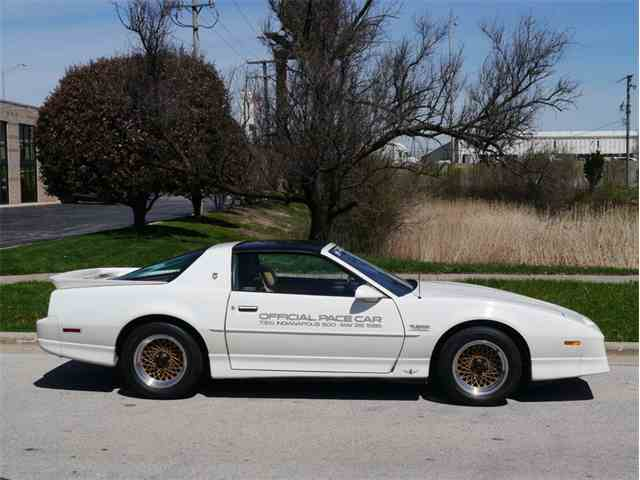 1989 Pontiac Trans Am Pace Car 20th Anniversary | 977310