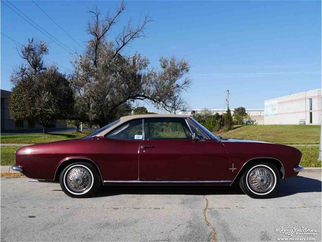 1967 Chevrolet Corvair for Sale on ClassicCarscom  3 Available